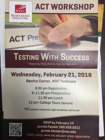 ACT Prep February 2018