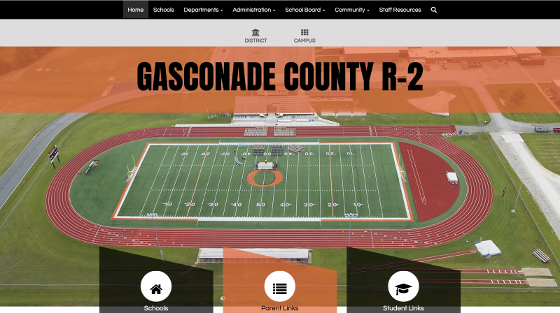 An Image showing Gasconade County R-2