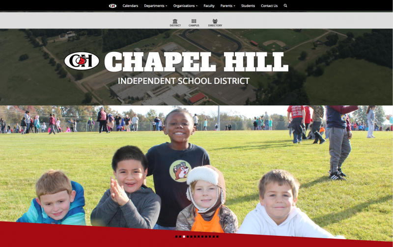 An Image showing Chapel Hill ISD