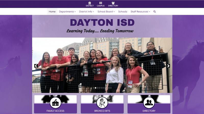 An Image showing Dayton ISD