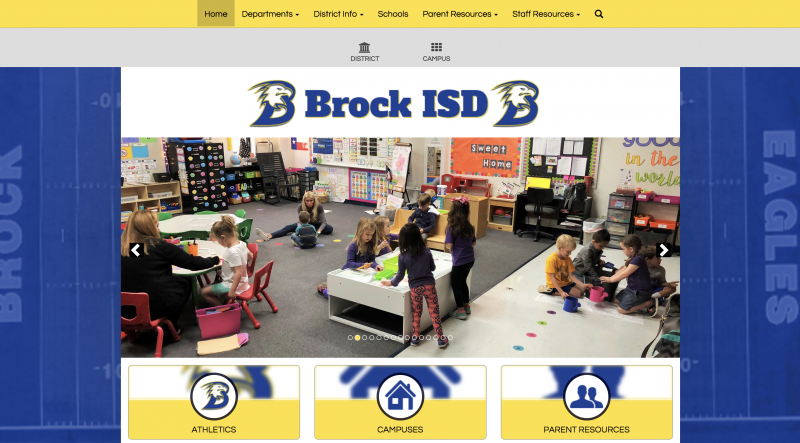 An Image showing Brock ISD