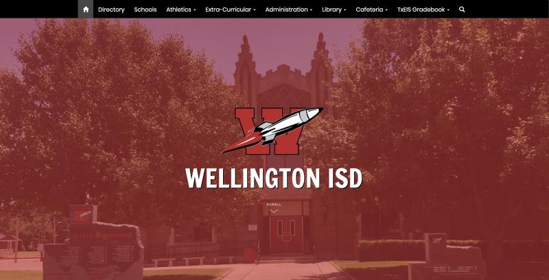 An Image showing Wellington ISD