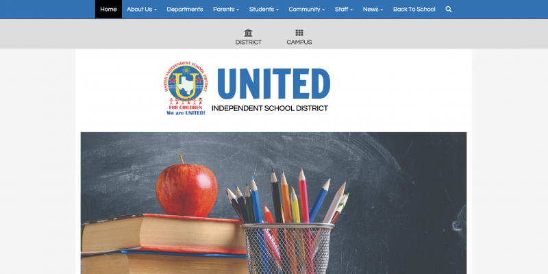 An Image showing United ISD
