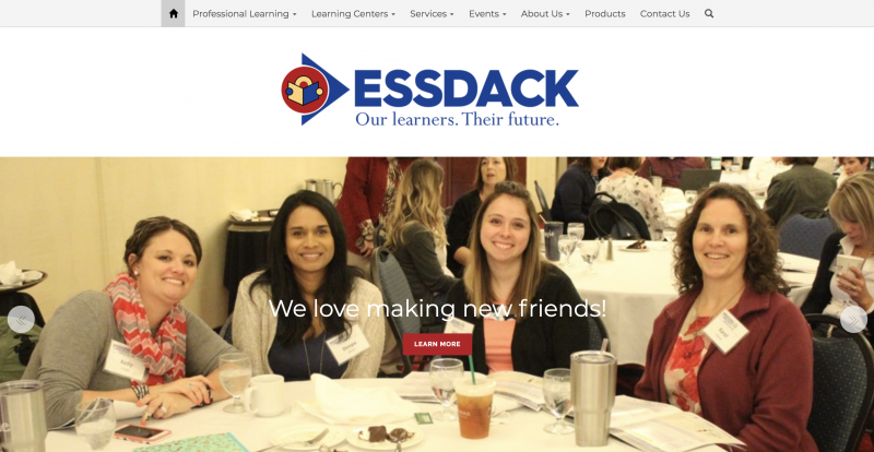 An Image showing Essdack