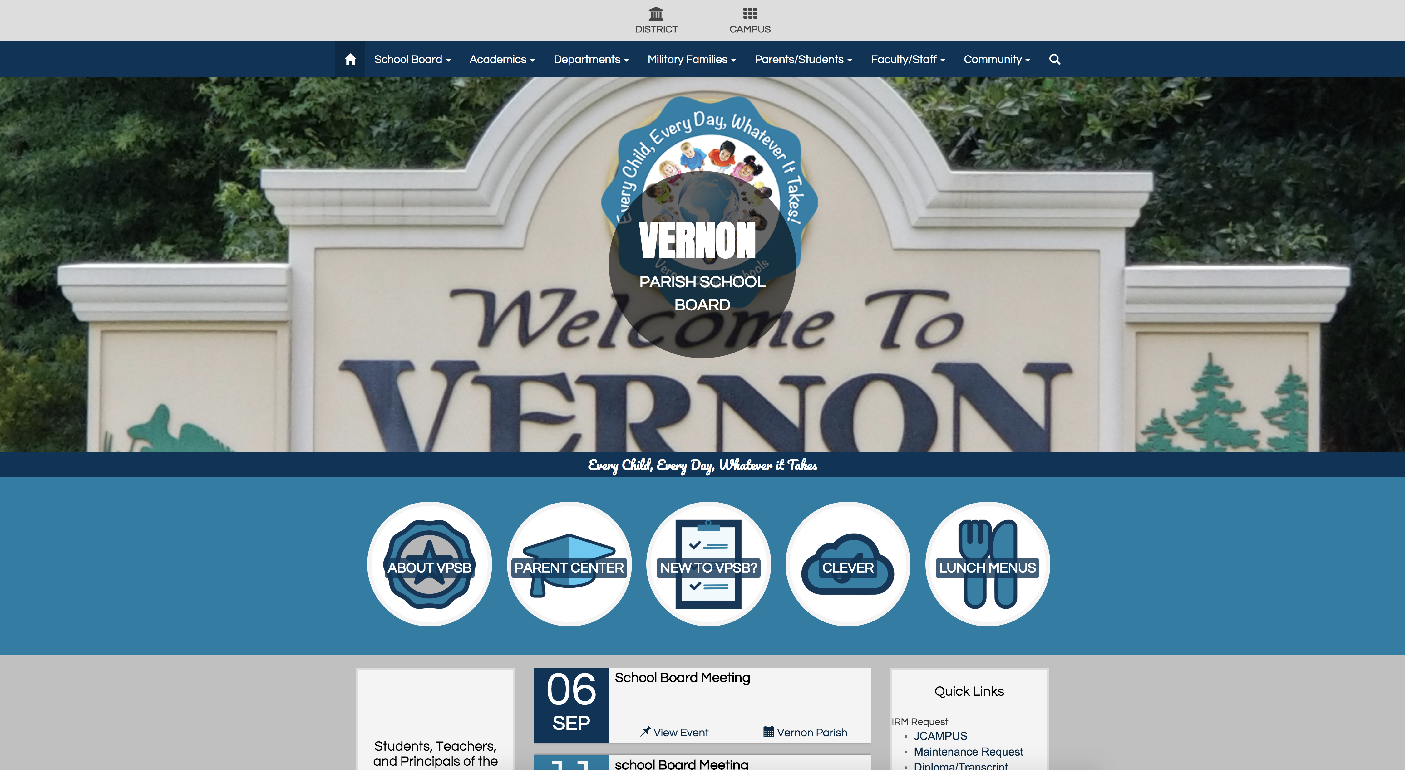 Vernon Parish School Board