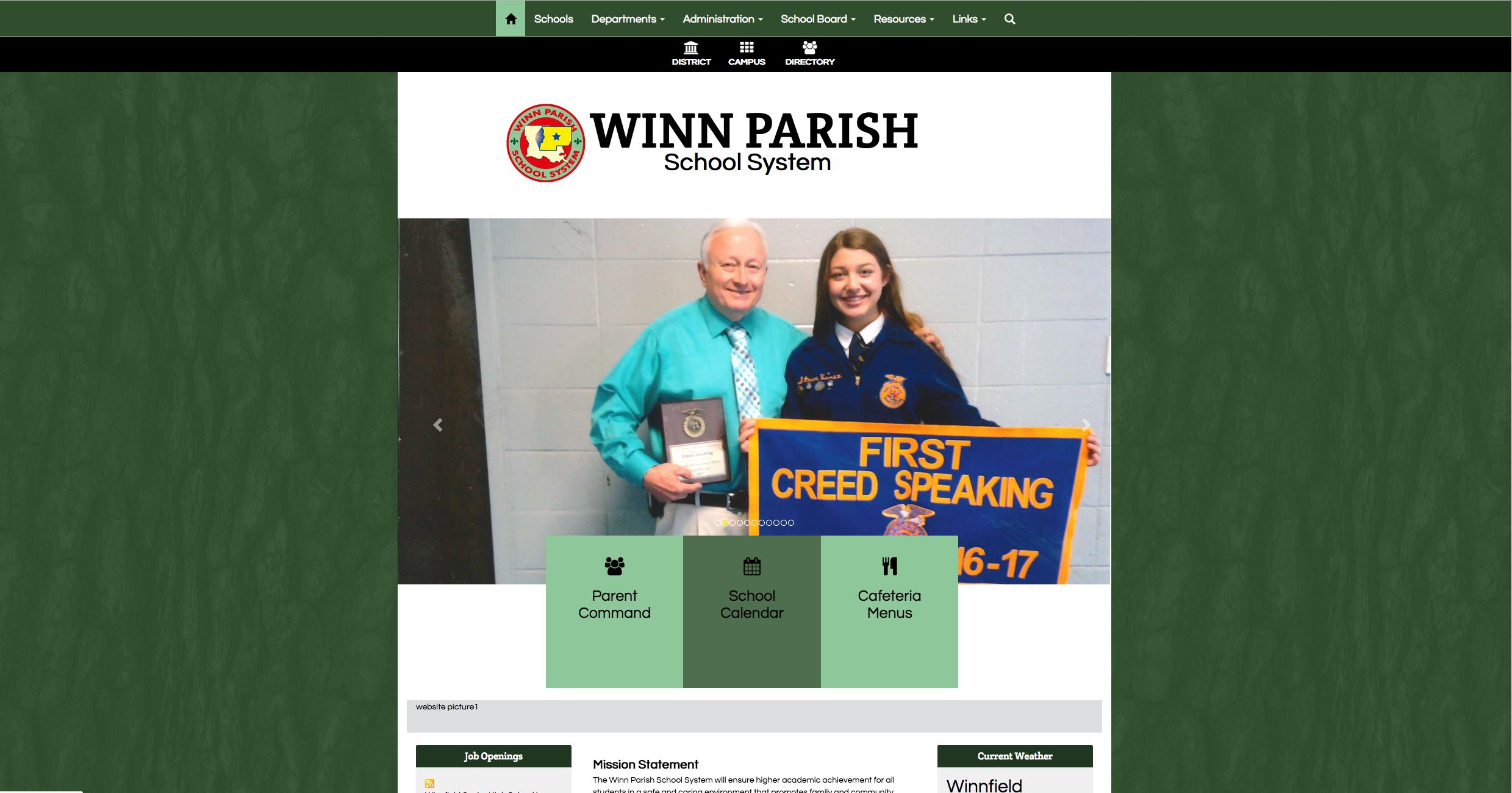 Winn Parish