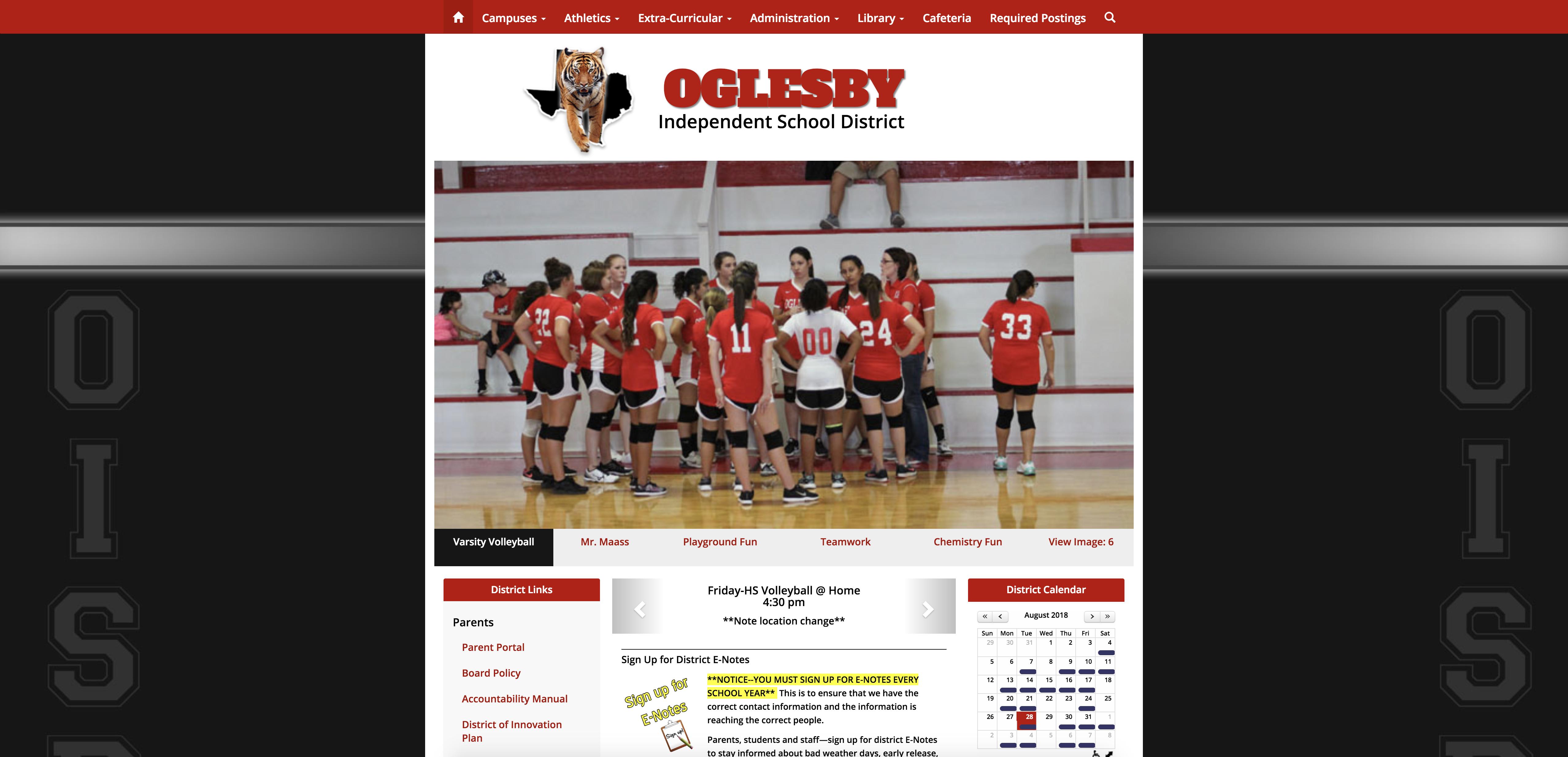 Oglesby ISD