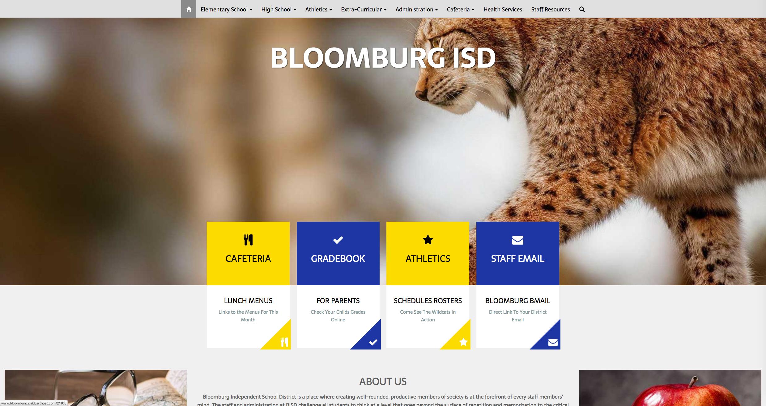 Bloomburg ISD
