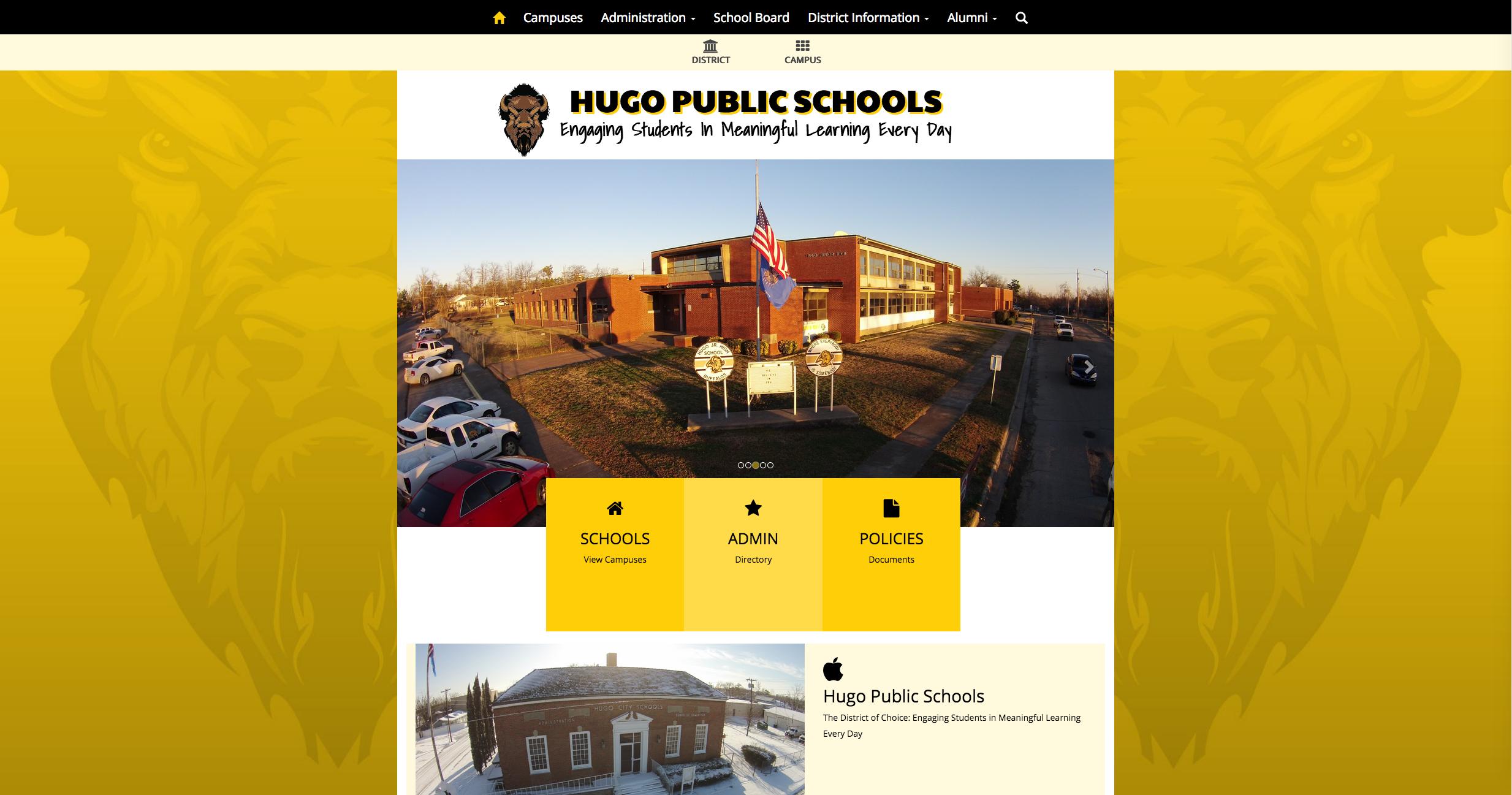 Hugo Public Schools