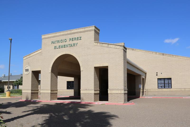 Landscape View facing Patricio Perez Elementary