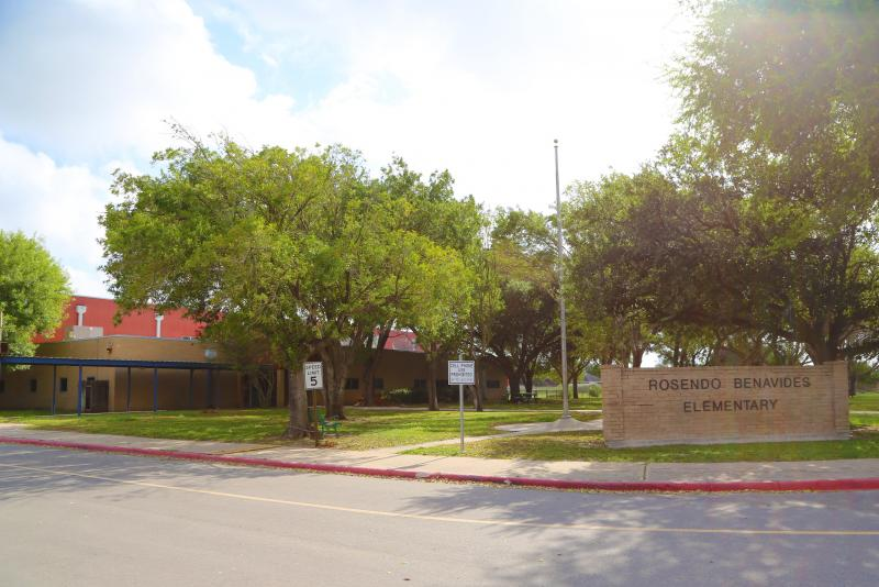 Landscape View facing Rosendo Benavides Elementary