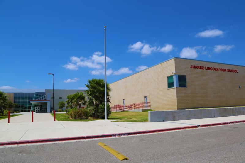 Landscape View facing Juarez-Lincoln High School