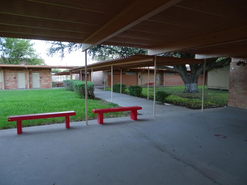 Landscape View facing La Joya ISD West Academy