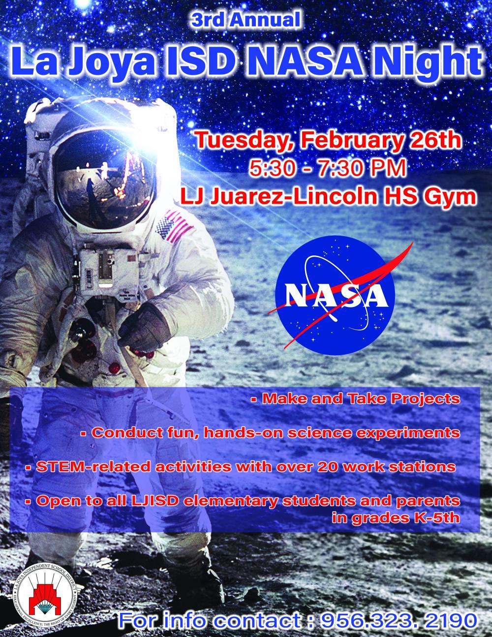 NASA NIGHT