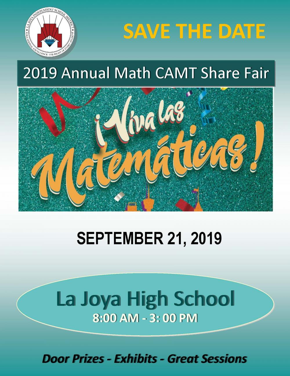 2019 CAMT sHARE