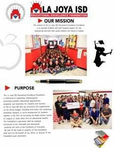 La Joya ISD mission and purpse statement