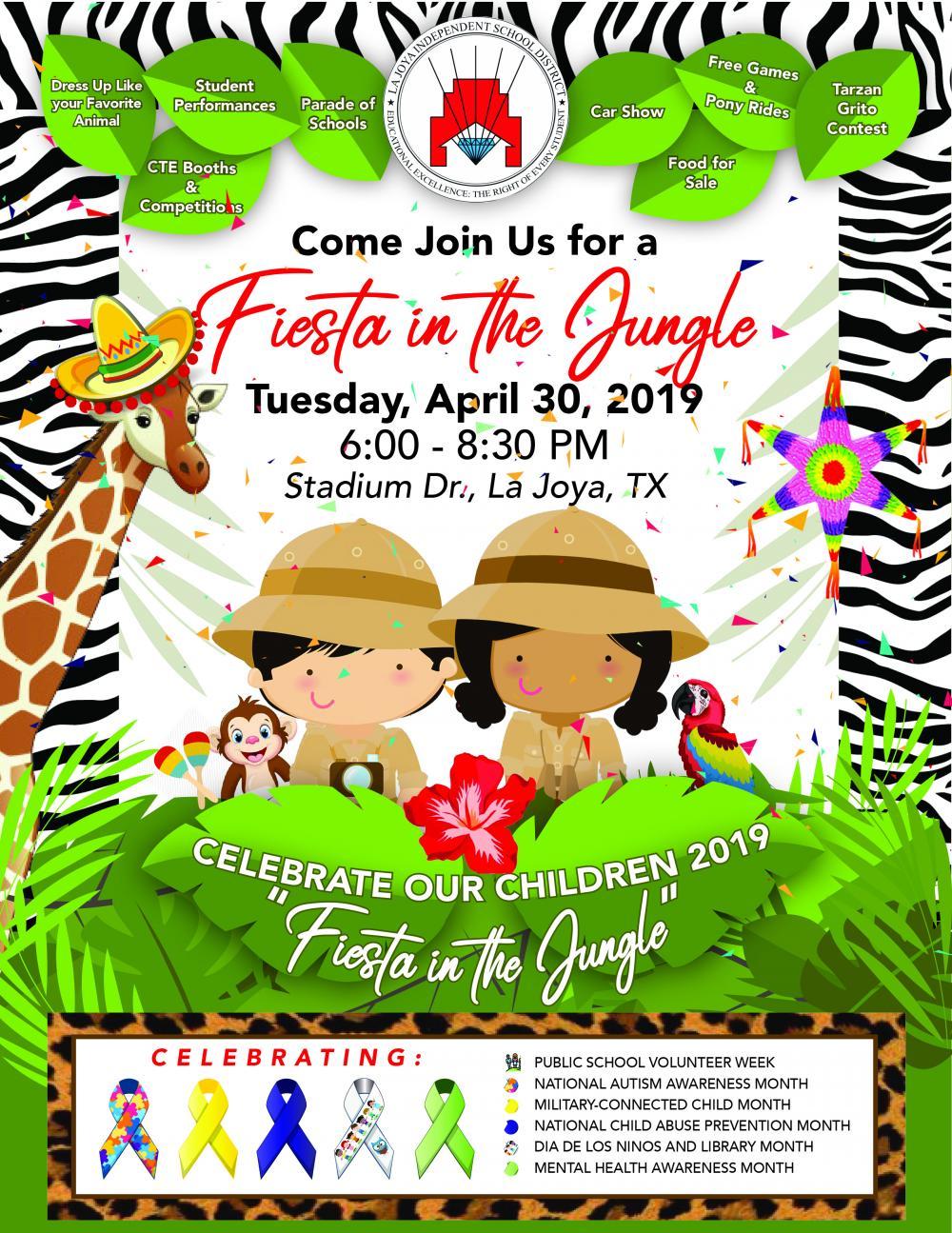 Fiesta in the Jungle