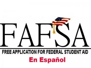 FASFA Spanish