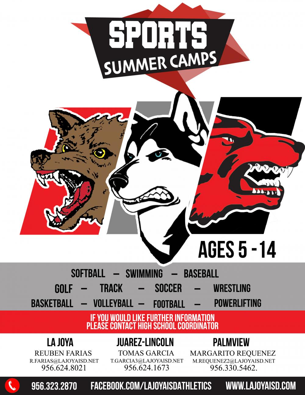 Sports Summer Camp