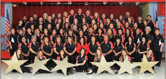 JFK's 2017-2018 Staff
