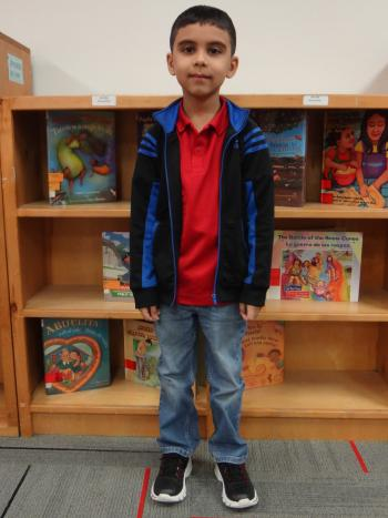 Eddie Villarreal-First Top Reader
