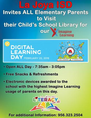 Digital Learning Day-2018