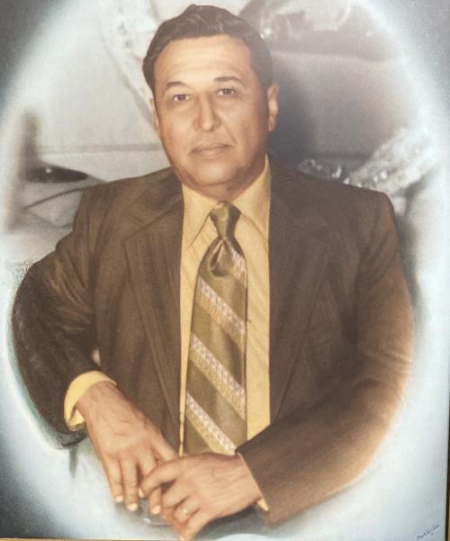 Rosendo Benavides