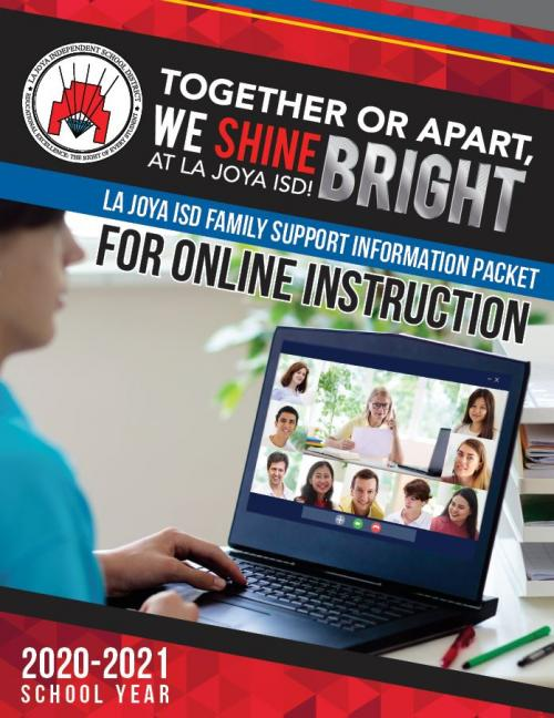 Online help for parents and students La Joya