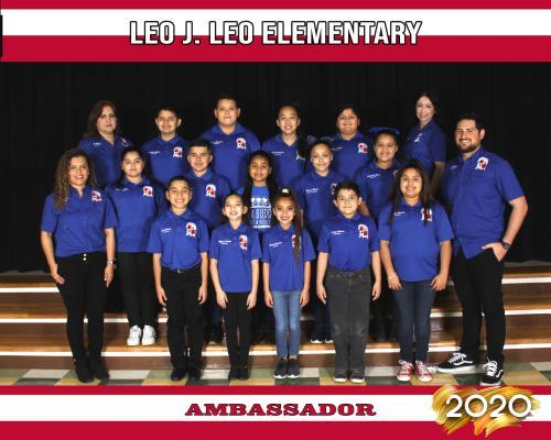 Leo Ambassadors 2019-2020