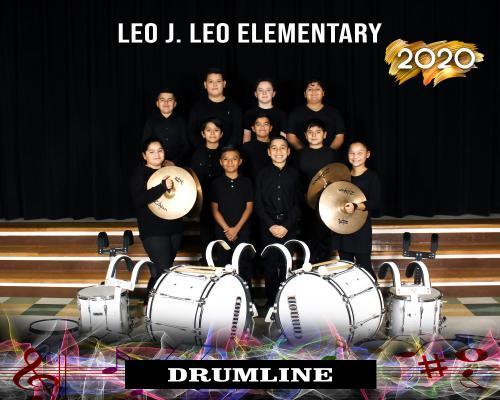Drumline 2019-2020