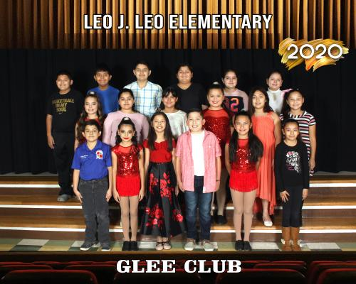 Glee Club 2019-2020