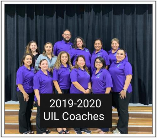 UIL Coaches 2019