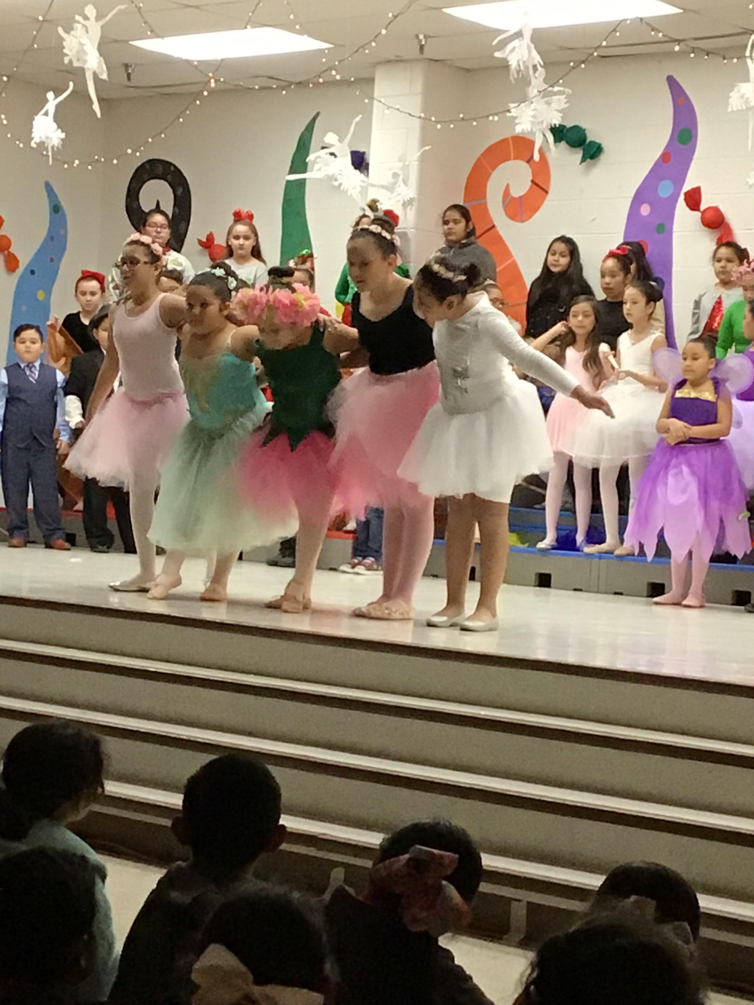 E B Reyna Choir