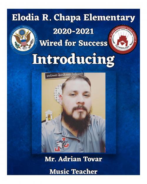 Adrian Tovar