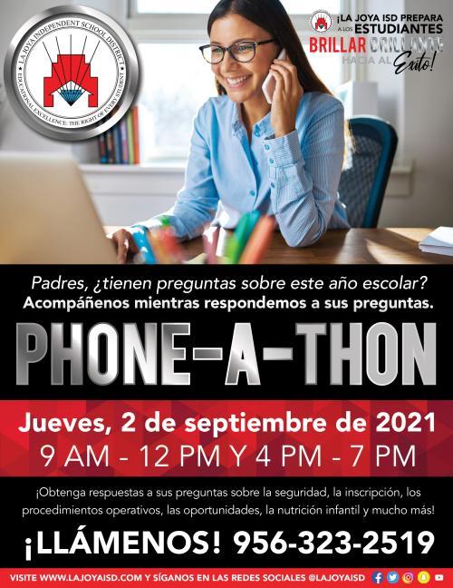 PHONE- A- THON