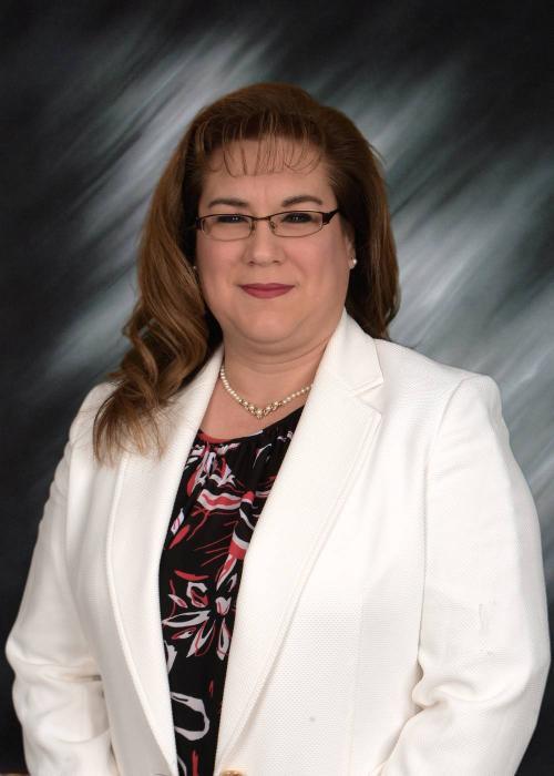Mrs. Mary Sepulveda, Principal