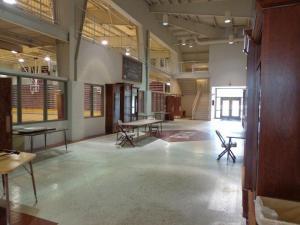 BHS Fieldhouse Lobby