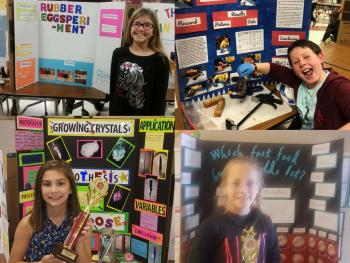 BES Science Fair