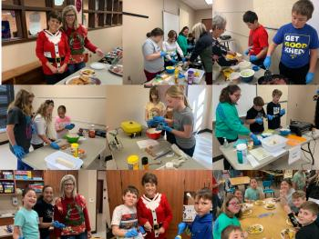 5th Grade Learn and Cook