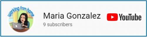 M Gonzalez YouTube Link