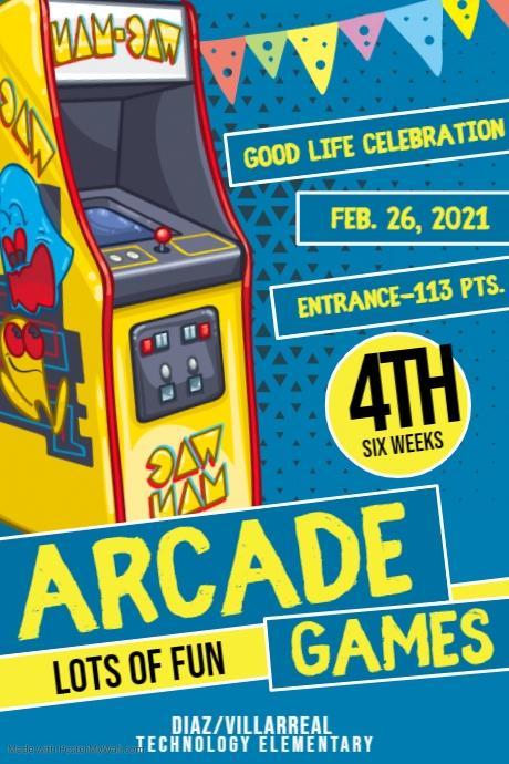 Good Life Arcade Games