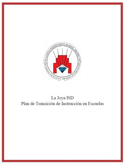 On campus Instruction Transition Plan - Spanish Apr 2021