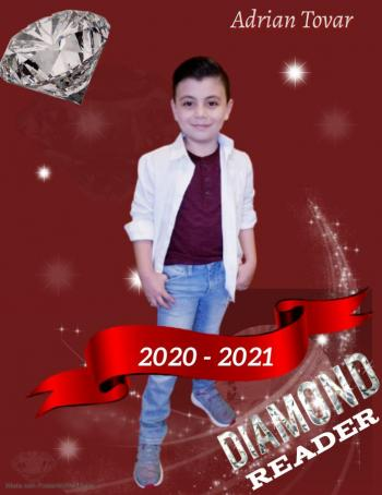 Cavazos Elementary 2020-2021 Diamond Reader