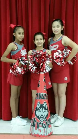 Cheerleading Captains
