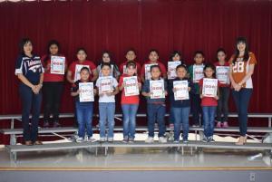 3rd Grade - E. Saldaña's Class