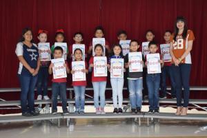 2nd Grade - S. Martinez's Class