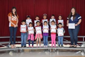 Kindergarten - K. Flores' Class
