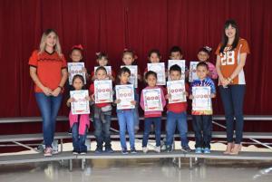 Kindergarten - Y. Leyva's Class