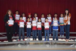 3rd Grade - S. Martinez's Class