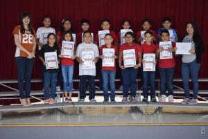 5th Grade - M. Salinas' Class